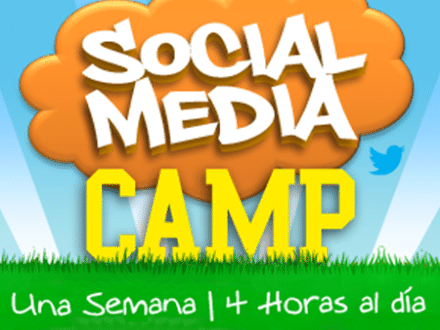 "Social Media Camp ""La pasión no ha muerto"""